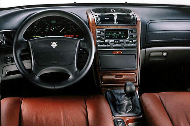 Lancia Kappa Coupe (838) 2.0 20V Turbo (220 Hp)